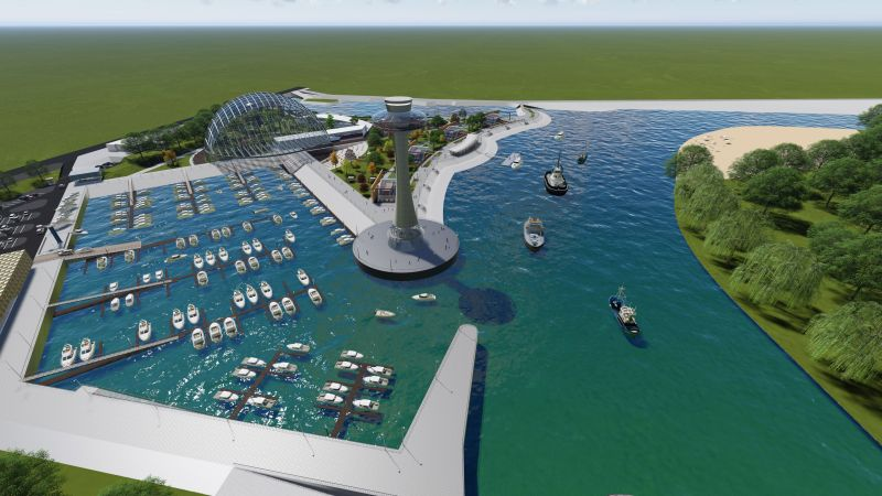 CJ Calarasi / A fost adoptata documentatia tehnico - economica a a viitorului port turistic de agrement | Calarasi | Ziare.com