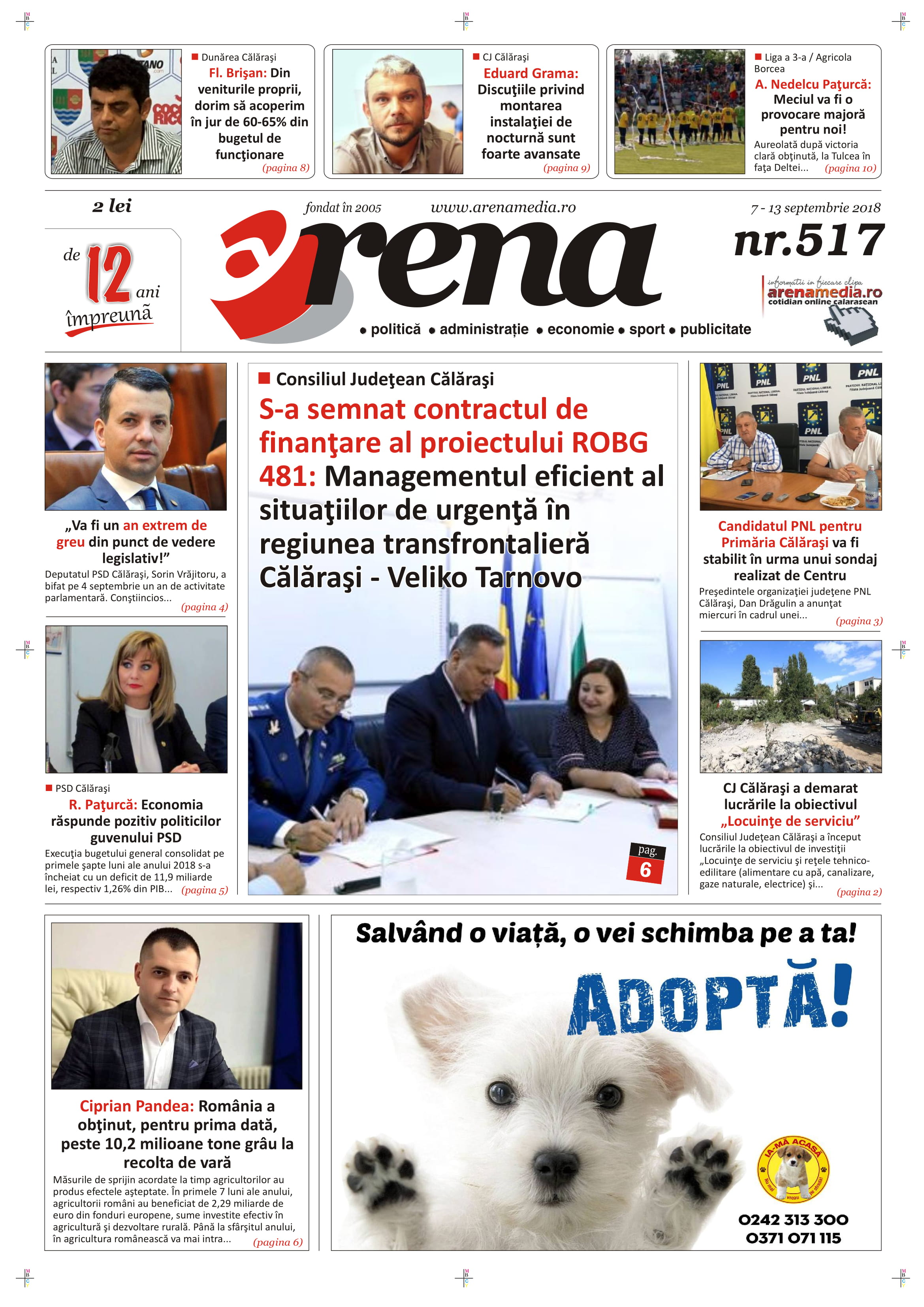 arena 517